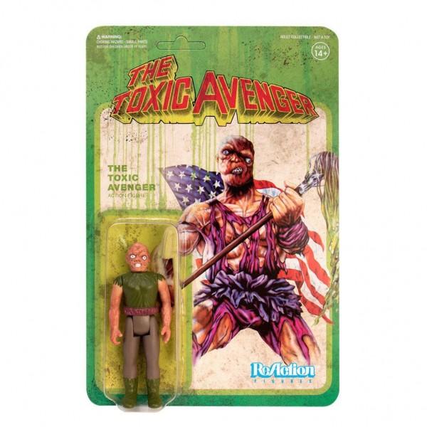 Toxic Avenger ReAction Actionfigur Authentic Movie Variant