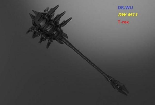 Dr. Wu DW-M13 T-Rex (Black)