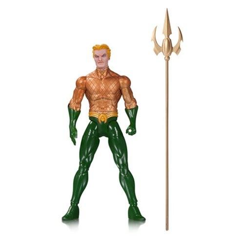 DC Designer Series Actionfigur Aquaman by Greg Capullo