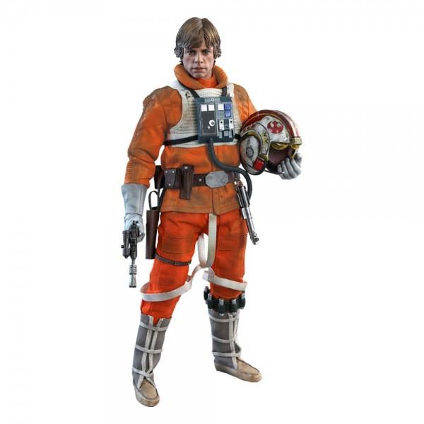 Star Wars Movie Masterpiece Actionfigur 1/6 Luke Skywalker (Snowspeeder Pilot) (Ep V)