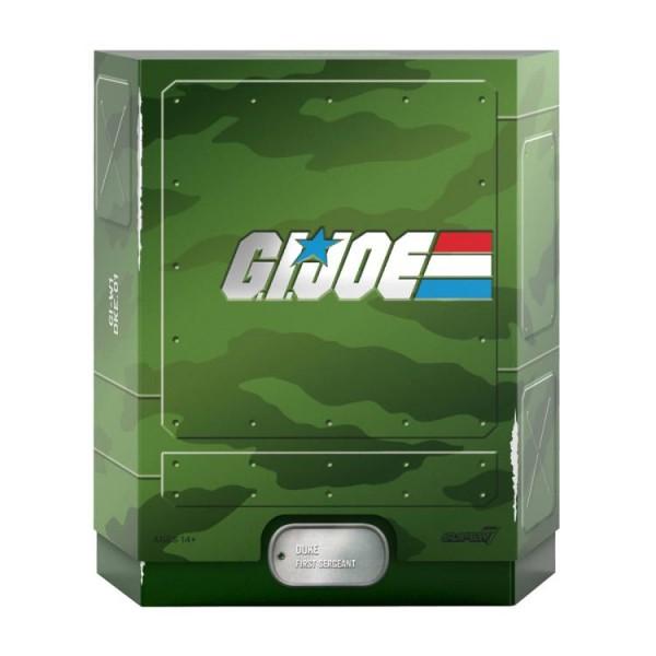 G.I. Joe Ultimates Actionfigur Duke