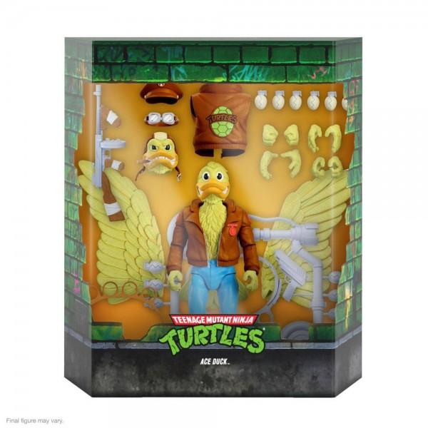Teenage Mutant Ninja Turtles Ultimates Actionfigur Ace Duck