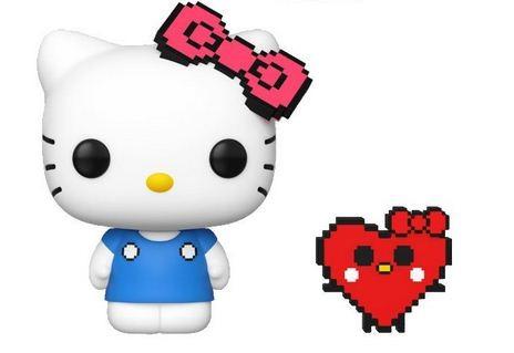Hello Kitty Funko Pop! Vinylfigur Hello Kitty (Anniversary) Chase
