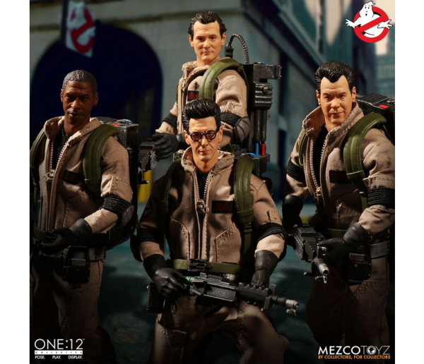 Ghostbusters ´The One:12 Collective´ Actionfiguren 1/12 Deluxe Box Set