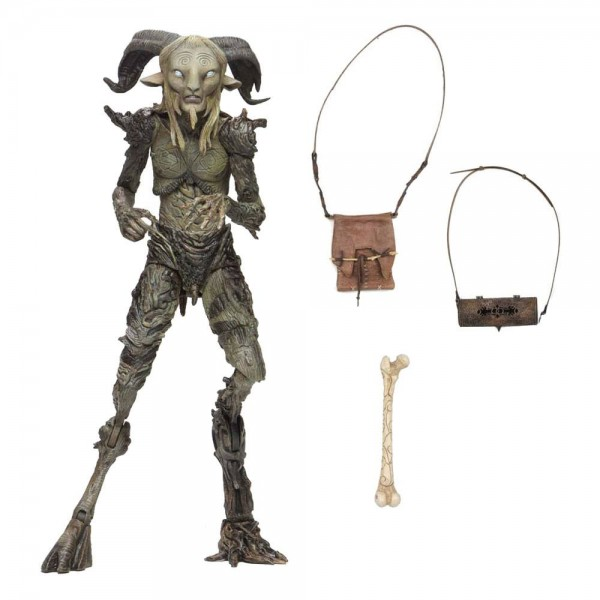 Guillermo del Toro Signature Collection Actionfigur Old Faun (Pans Labyrinth)