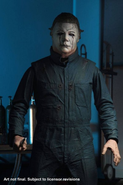 Halloween 2 Actionfigur Ultimate Michael Myers