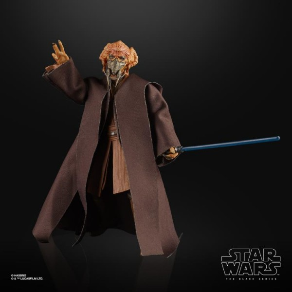 Star Wars Black Series Actionfigur 15 cm Plo Koon (Clone Wars)