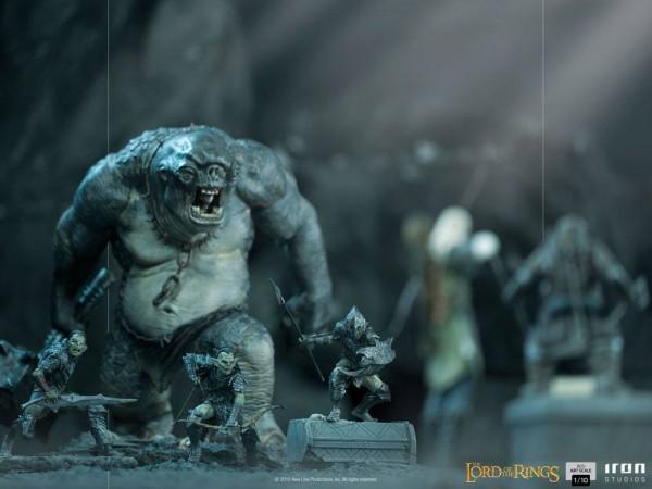 Herr der Ringe BDS Art Scale Statue 1/10 Archer Orc