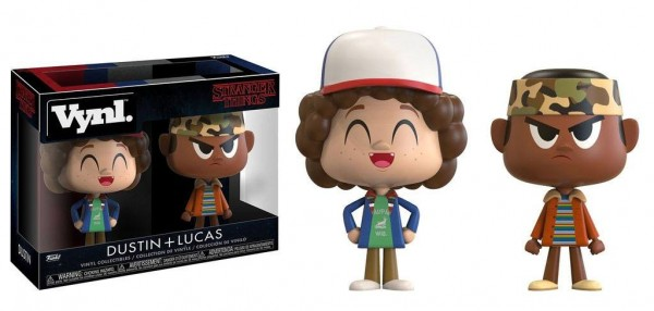 Stranger Things Funko VYNL Vinylfiguren Dustin & Lukas (2-Pack)