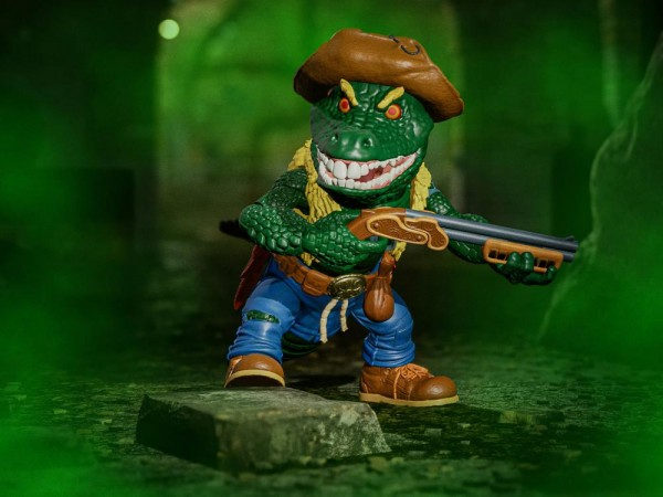 Teenage Mutant Ninja Turtles Ultimates Actionfigur Leatherhead
