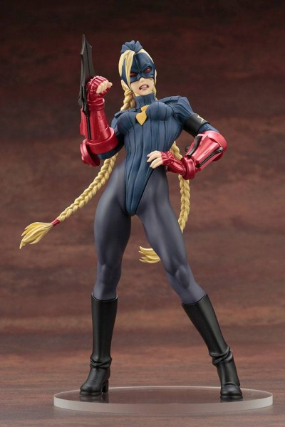 Street Fighter Bishoujo PVC Statue 1/7 Decapre