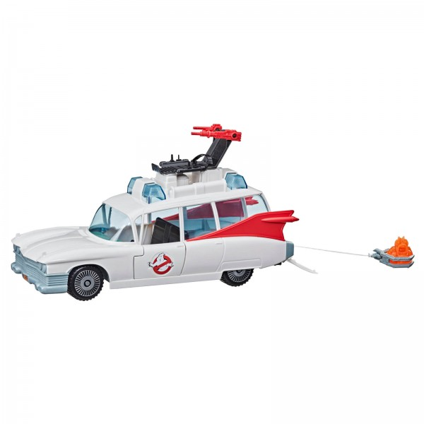 Real Ghostbusters Kenner Classics Fahrzeug Ecto-1