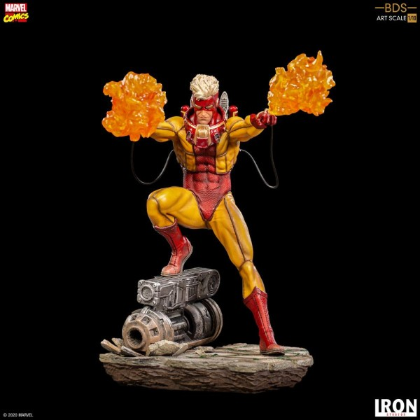 Marvel Comics BDS Art Scale Statue 1/10 Pyro