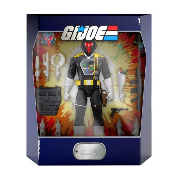 G.I. Joe Ultimates Actionfigur B.A.T.