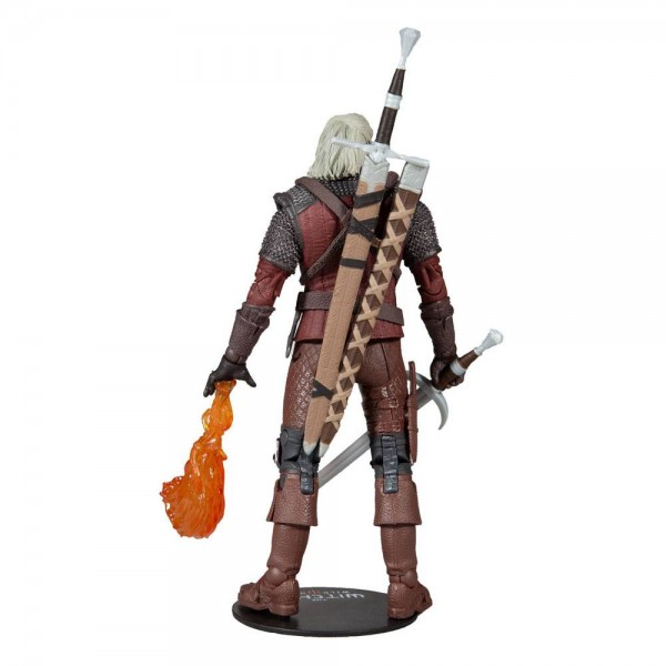 The Witcher 3: Wild Hunt Actionfigur Geralt of Rivia (Wolf Armor)