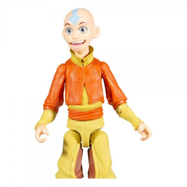 Avatar: Herr der Elemente Actionfigur Aang (BK 1 Water)