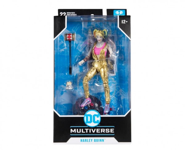 DC Multiverse Actionfigur Harley Quinn (Birds of Prey)