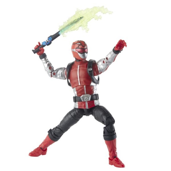 Power Rangers Lightning Collection Actionfigur 15 cm Beast Morphers Red Ranger