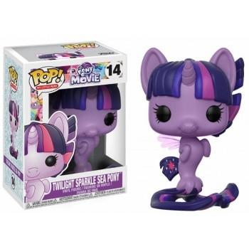 My Little Pony Movie Funko Pop! Vinylfigur Twilight Sparkle Sea Pony 14