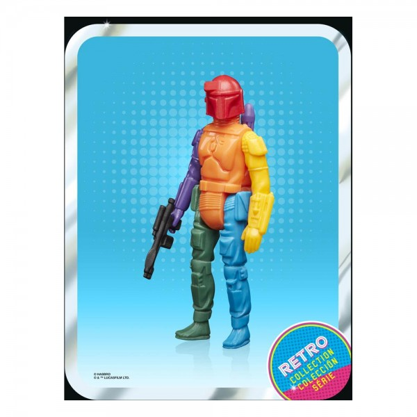 Star Wars Retro Collection Actionfigur 10 cm Boba Fett (Prototype Edition) Multi-Colored (Exclusive)