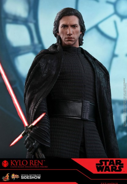Star Wars Movie Masterpiece Actionfigur 1/6 Kylo Ren (Ep IX)