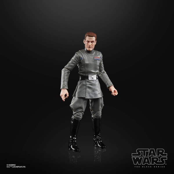 Star Wars Black Series Actionfigur 15 cm Vice Admiral Rampart (Bad Batch) Exclusive