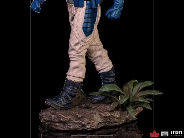 The Suicide Squad BDS Art Scale Statue 1/10 Peacemaker