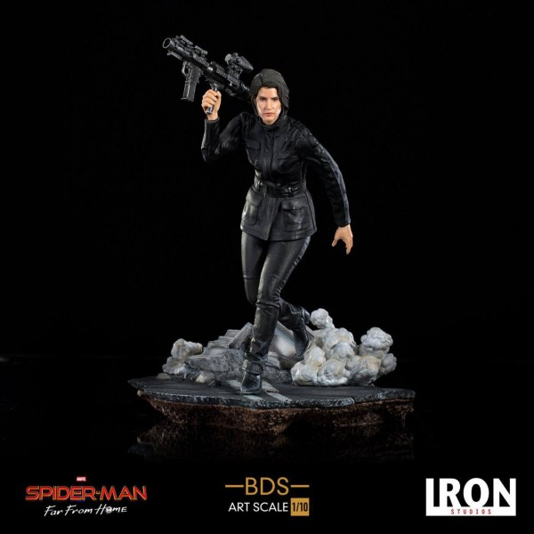 Spider-Man: Far From Home BDS Art Scale Statue 1/10 Maria Hill