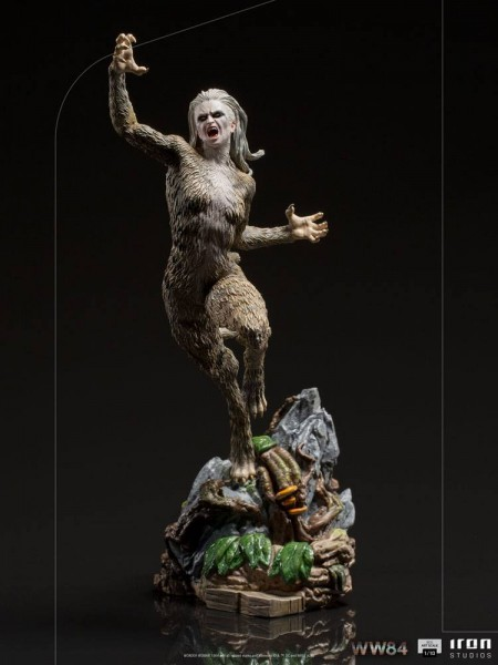 Wonder Woman 1984 BDS Art Scale Statue 1/10 Cheetah