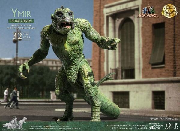 Die Bestie aus dem Weltenraum Soft Vinyl Statue Ray Harryhausens Ymir (Deluxe Version)