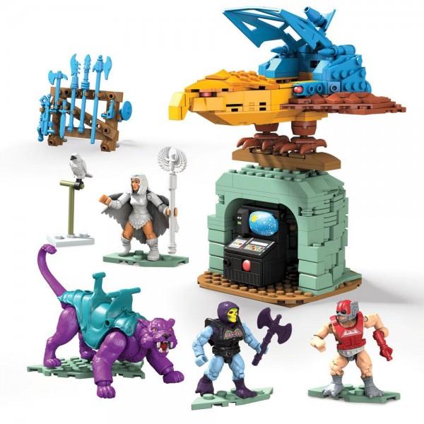 Masters of the Universe Mega Construx Probuilder Bauset Panthor at Point Dread