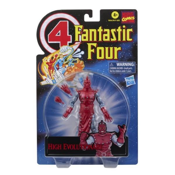 Fantastic Four Marvel Legends Retro Actionfigur High Evolutionary