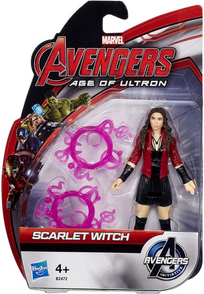 Avengers: Age of Ultron All Star Actionfigur Scarlet Witch
