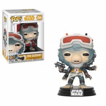 Star Wars Solo Funko Pop! Vinylfigur Rio Durant 244