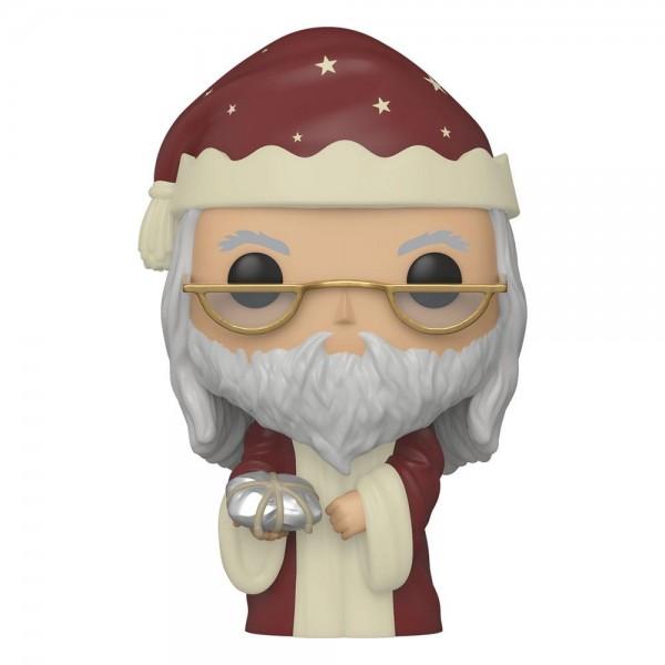 Harry Potter Funko Pop! Vinylfigur Albus Dumbledore (Holiday) 125