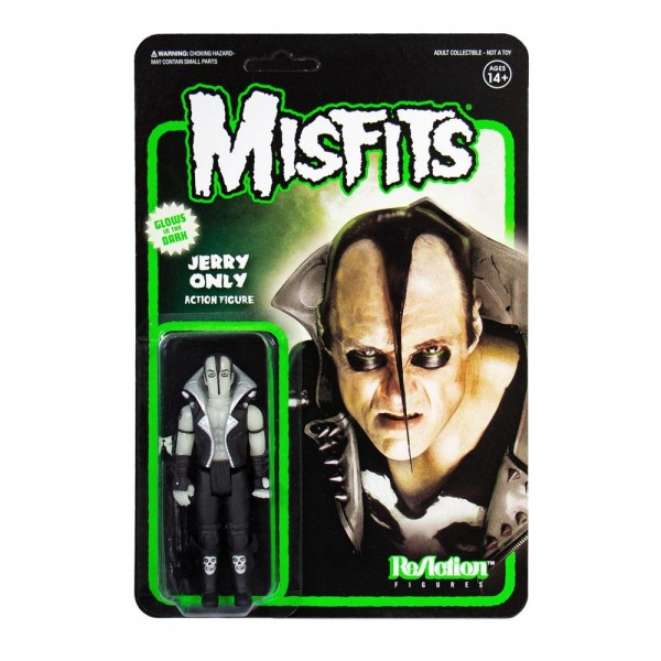 Misfits ReAction Actionfigur Jerry Only (Glow In The Dark)