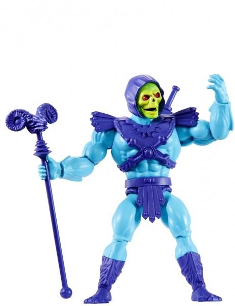 Masters of the Universe Origins 2020 Actionfigur Skeletor