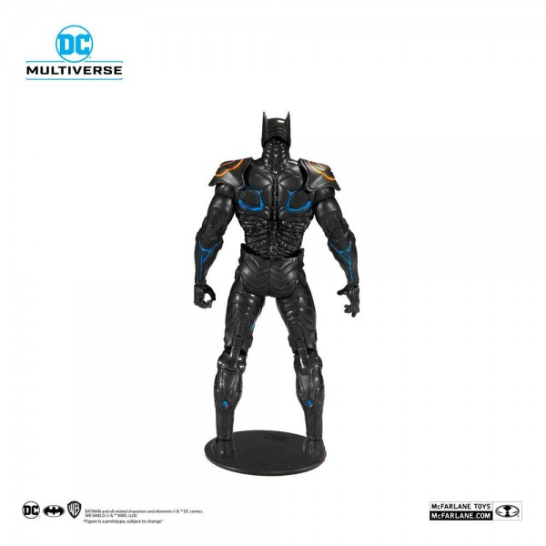 DC Multiverse Actionfigur Dark Nights Metal Murder Machine