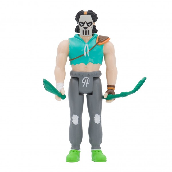 Teenage Mutant Ninja Turtles ReAction Actionfigur Casey Jones