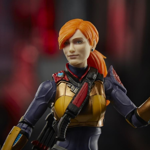 G.I. Joe Classified Series Actionfigur 15 cm Scarlett