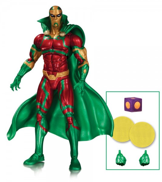 DC Comics Icons Actionfigur Mister Miracle (Earth 2)
