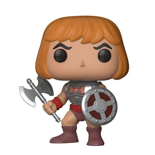 Masters of the Universe Funko Pop! Vinylfigur Battle Armor He-Man 562