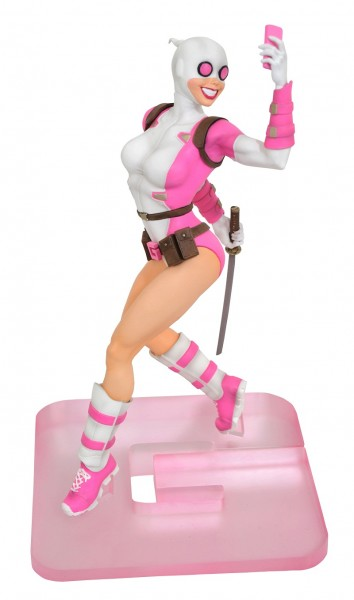 Marvel Gallery Statue Gwenpool