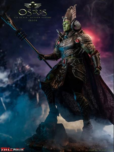Phicen / TBLeague 1/6 Actionfigur Osiris (Green Version)