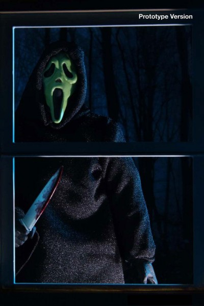 Scream Actionfigur Ultimate Ghostface