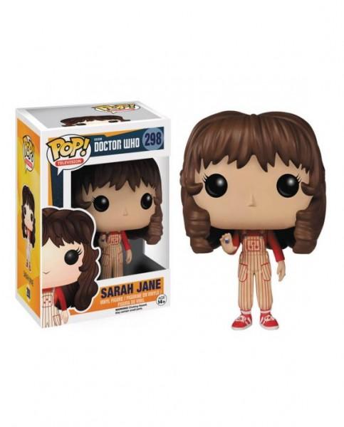 Doctor Who Funko Pop! Vinylfigur Sarah Jane 298