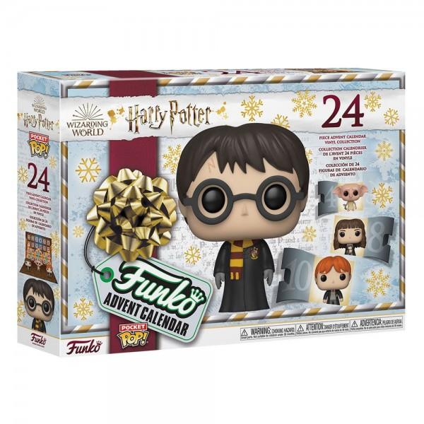 Harry Potter Pop! Pocket Adventskalender 2021
