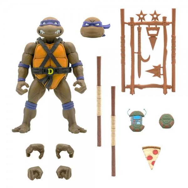 Teenage Mutant Ninja Turtles Ultimates Actionfigur Donatello