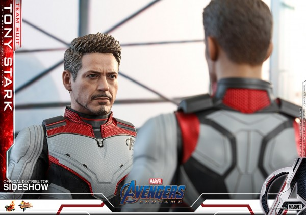 Avengers Endgame Movie Masterpiece Actionfigur 1/6 Tony Stark (Team Suit)