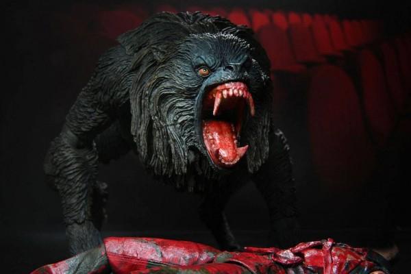 American Werewolf Actionfigur Ultimate Kessler Werewolf